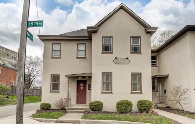 71 E 5th Avenue #2, Columbus, OH 43201 (MLS #219012209) :: Signature Real Estate
