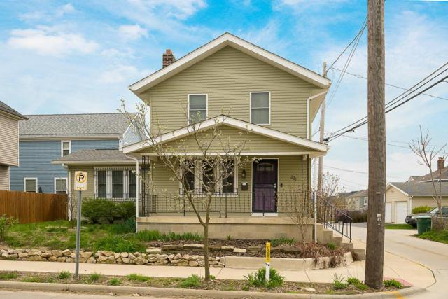 379 E 8th Avenue, Columbus, OH 43201 (MLS #219012219) :: ERA Real Solutions Realty