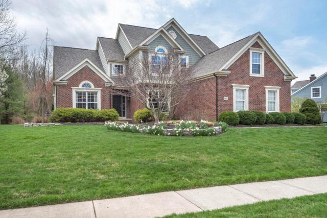 8691 Swisher Creek Crossing, New Albany, OH 43054 (MLS #219012220) :: ERA Real Solutions Realty