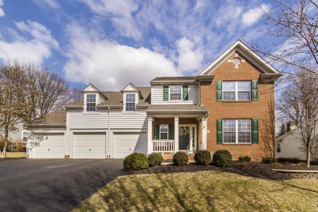5117 Thornwood Drive, Westerville, OH 43082 (MLS #219012227) :: Keller Williams Excel