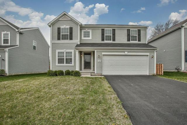2445 Sky Valley Drive, Grove City, OH 43123 (MLS #219012235) :: Berkshire Hathaway HomeServices Crager Tobin Real Estate
