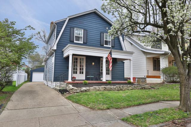 156 E Pacemont Road, Columbus, OH 43202 (MLS #219012247) :: RE/MAX ONE