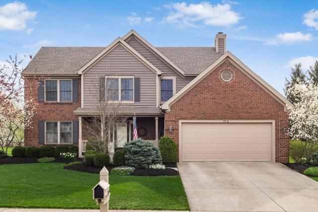 374 Scottsdale Court, Westerville, OH 43082 (MLS #219012347) :: Berkshire Hathaway HomeServices Crager Tobin Real Estate