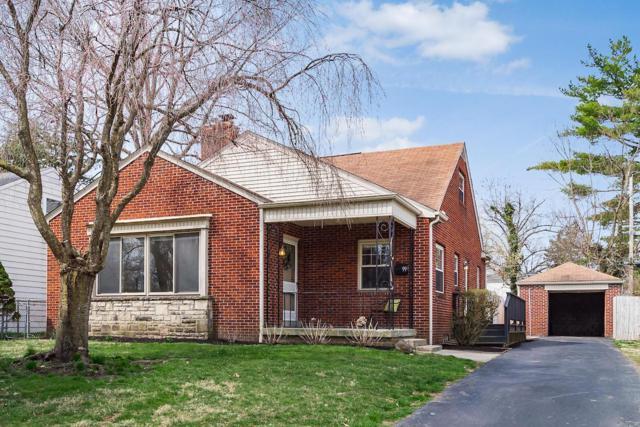 99 N Virginialee Road, Columbus, OH 43209 (MLS #219012350) :: Berkshire Hathaway HomeServices Crager Tobin Real Estate