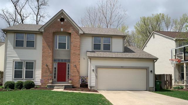 915 White Oak Court, Marysville, OH 43040 (MLS #219012357) :: Signature Real Estate