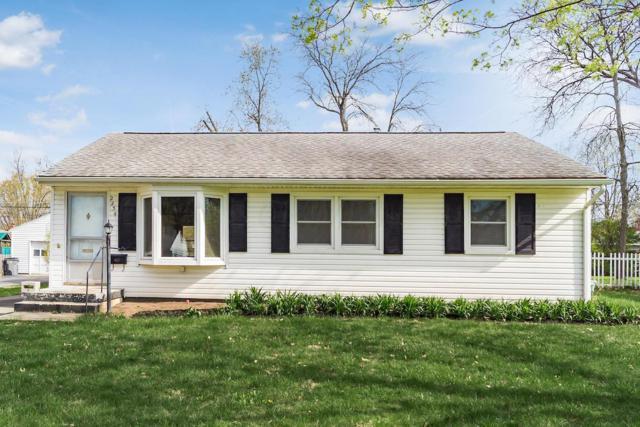 2234 Bristol Road, Columbus, OH 43221 (MLS #219012370) :: Berkshire Hathaway HomeServices Crager Tobin Real Estate