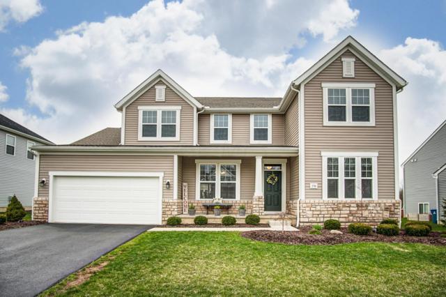 796 Arabian Circle, Marysville, OH 43040 (MLS #219012414) :: Signature Real Estate
