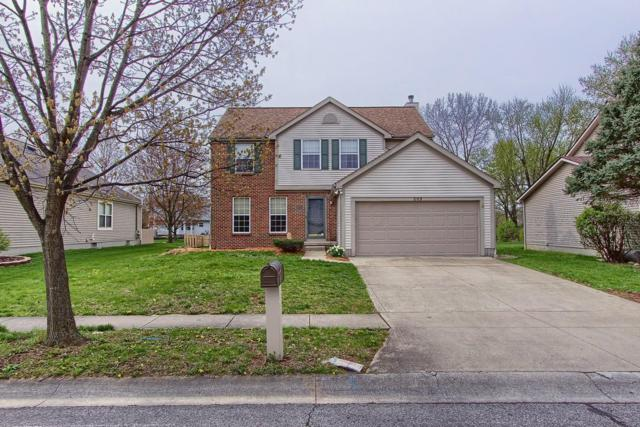 609 Moss Oak Avenue, Gahanna, OH 43230 (MLS #219012416) :: Signature Real Estate