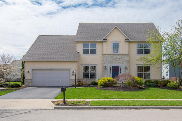 8024 Millway Loop, Powell, OH 43065 (MLS #219012417) :: Signature Real Estate