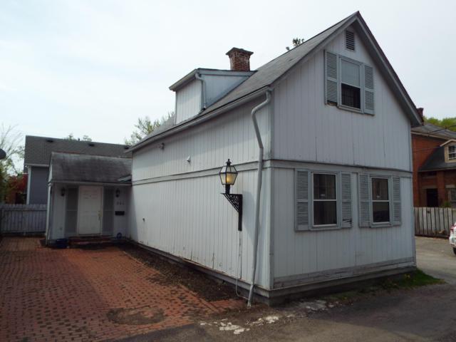 201 E Blenkner Street, Columbus, OH 43206 (MLS #219012439) :: Keller Williams Excel
