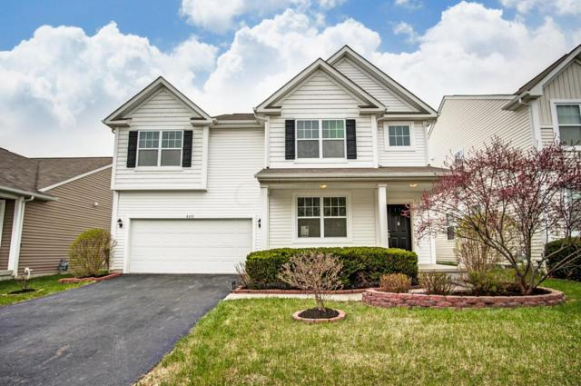 6115 Witherspoon Way, Westerville, OH 43081 (MLS #219012449) :: Keller Williams Excel