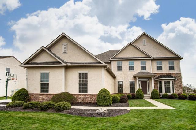 8147 Millway Loop, Powell, OH 43065 (MLS #219012457) :: Signature Real Estate