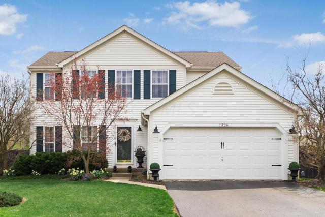 1326 Westwood Drive, Lewis Center, OH 43035 (MLS #219012470) :: Signature Real Estate