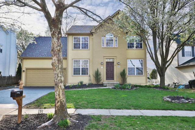 8127 Barlow Road, Westerville, OH 43081 (MLS #219012486) :: Berkshire Hathaway HomeServices Crager Tobin Real Estate