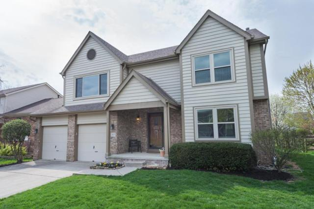 2613 Breathstone Court, Powell, OH 43065 (MLS #219012552) :: Brenner Property Group | Keller Williams Capital Partners