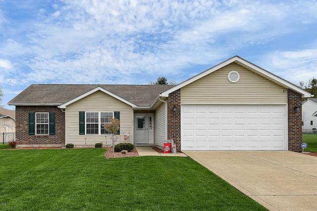 1672 Lewie Drive, Newark, OH 43055 (MLS #219012578) :: Berkshire Hathaway HomeServices Crager Tobin Real Estate