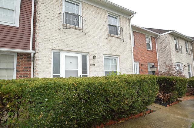 2428 Hardesty Drive S S8, Columbus, OH 43204 (MLS #219012615) :: CARLETON REALTY
