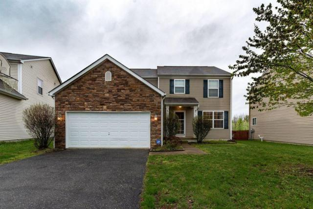 7629 Witch Hazel Drive, Canal Winchester, OH 43110 (MLS #219012623) :: Brenner Property Group | Keller Williams Capital Partners