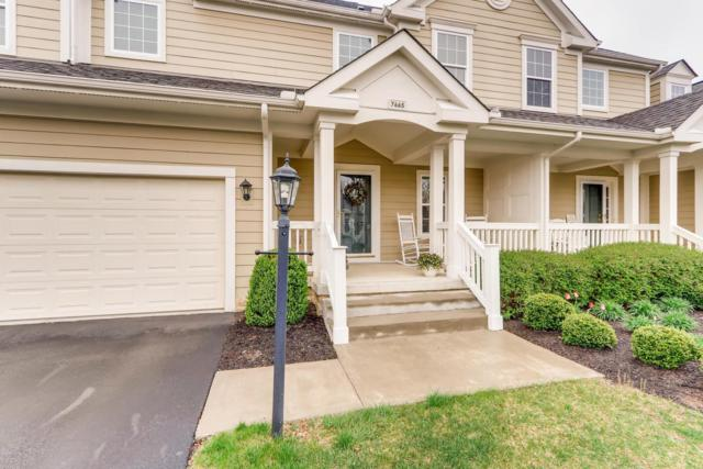 7665 Golden Wheat Lane, Westerville, OH 43082 (MLS #219012632) :: Berkshire Hathaway HomeServices Crager Tobin Real Estate