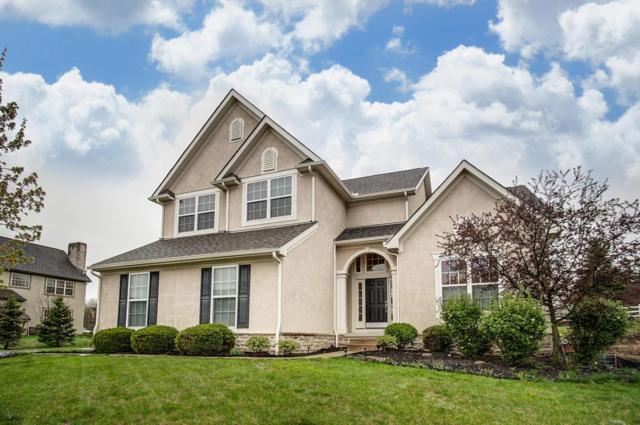 5229 Leydorf Lane, Westerville, OH 43082 (MLS #219012658) :: Berkshire Hathaway HomeServices Crager Tobin Real Estate