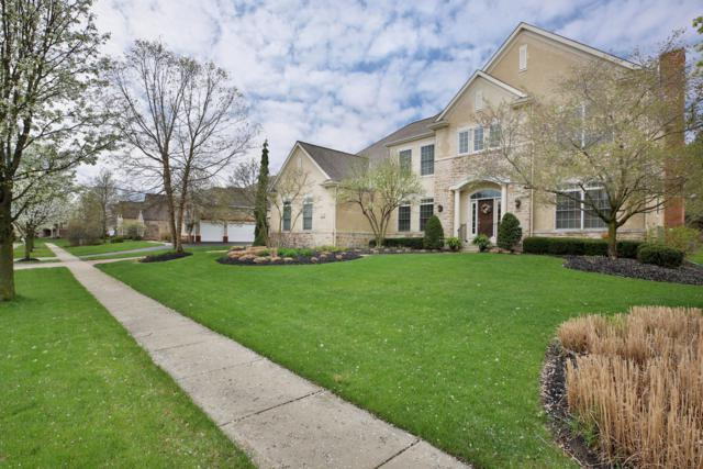 9850 Cape Court, Dublin, OH 43017 (MLS #219012664) :: Berkshire Hathaway HomeServices Crager Tobin Real Estate