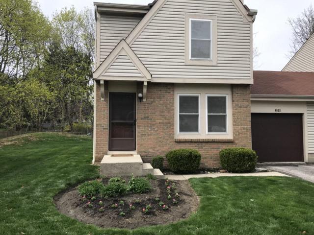 4955 Buck Thorn Lane, Columbus, OH 43220 (MLS #219012678) :: Shannon Grimm & Partners