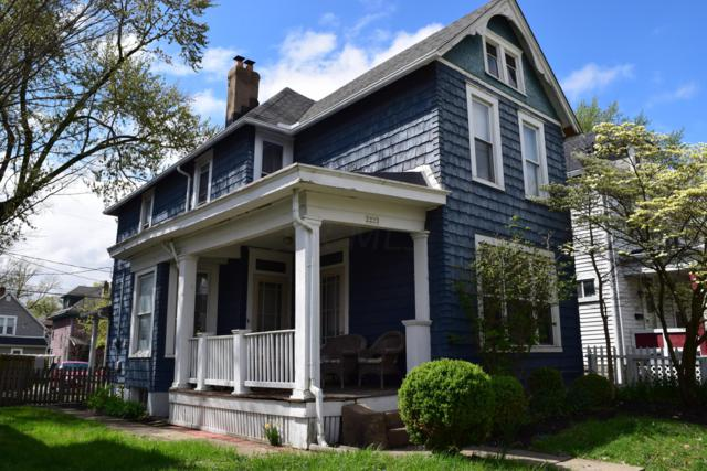 2223 Indiana Avenue, Columbus, OH 43201 (MLS #219012682) :: Shannon Grimm & Partners