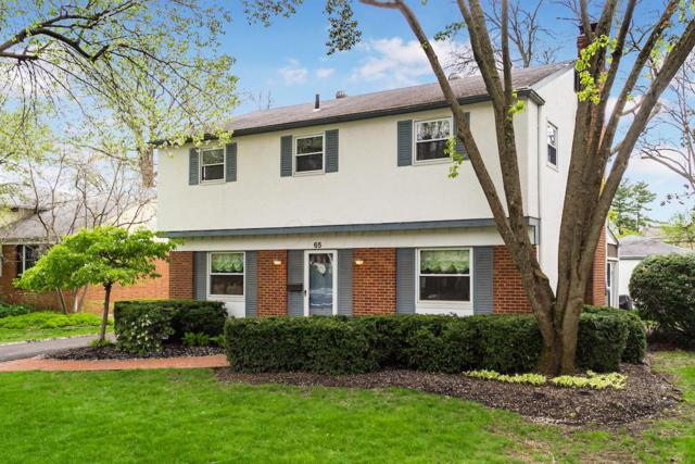 65 S Gould Road, Columbus, OH 43209 (MLS #219012719) :: Berkshire Hathaway HomeServices Crager Tobin Real Estate