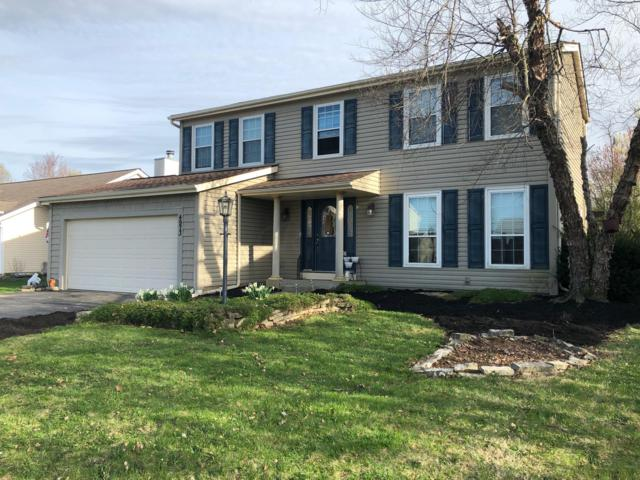 4973 Silver Bow Drive, Hilliard, OH 43026 (MLS #219012794) :: RE/MAX ONE