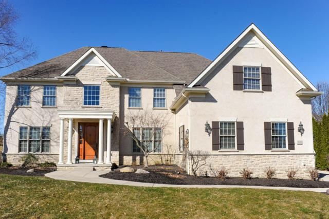 9101 Tartan Fields Drive, Dublin, OH 43017 (MLS #219012836) :: Brenner Property Group | Keller Williams Capital Partners