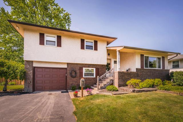 3498 Ridgewood Drive, Hilliard, OH 43026 (MLS #219012851) :: Berkshire Hathaway HomeServices Crager Tobin Real Estate