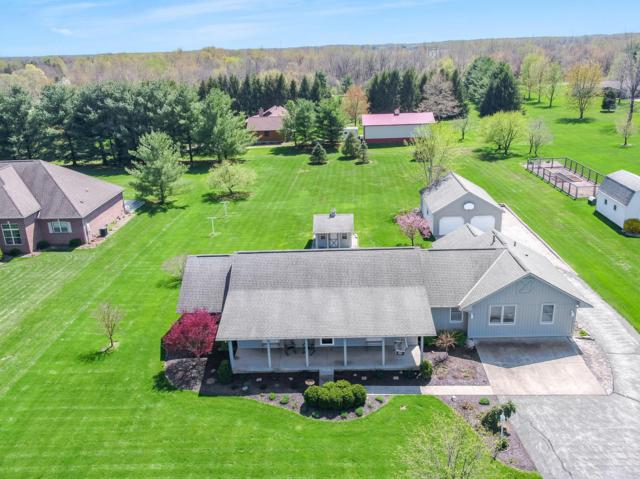 11880 Gorsuch Road, Galena, OH 43021 (MLS #219012946) :: Brenner Property Group   Keller Williams Capital Partners