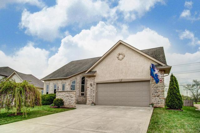 1795 Tuscarora Drive, Grove City, OH 43123 (MLS #219012974) :: Berkshire Hathaway HomeServices Crager Tobin Real Estate