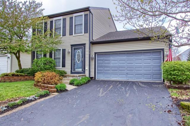 448 Bauhaus Street, Blacklick, OH 43004 (MLS #219013009) :: Berkshire Hathaway HomeServices Crager Tobin Real Estate