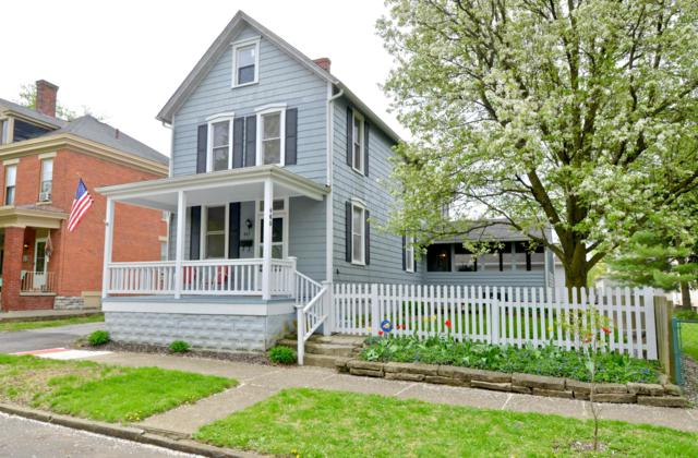 465 Forest Street, Columbus, OH 43206 (MLS #219013047) :: ERA Real Solutions Realty