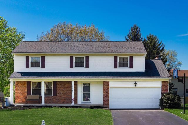 13449 Falmouth Avenue, Pickerington, OH 43147 (MLS #219013080) :: The Clark Group @ ERA Real Solutions Realty