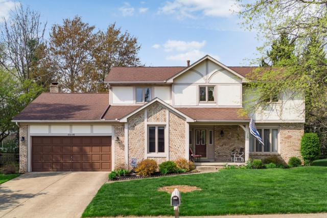 1016 Blue Sail Drive, Westerville, OH 43081 (MLS #219013102) :: Berkshire Hathaway HomeServices Crager Tobin Real Estate