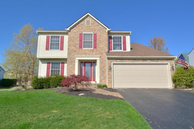 4133 Greenbelt Drive, Hilliard, OH 43026 (MLS #219013120) :: Signature Real Estate
