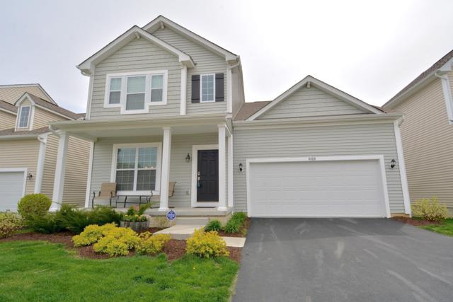 6128 Dajana Drive, Westerville, OH 43081 (MLS #219013170) :: Berkshire Hathaway HomeServices Crager Tobin Real Estate