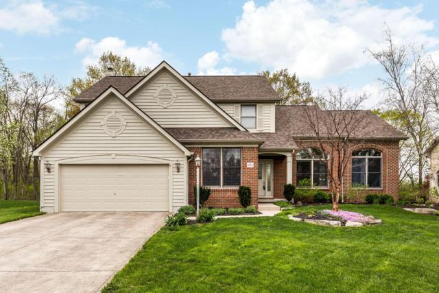 4764 Brittonhurst Drive, Hilliard, OH 43026 (MLS #219013224) :: The Clark Group @ ERA Real Solutions Realty