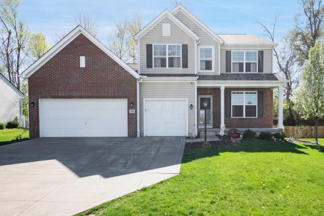 594 Raab Street, Pickerington, OH 43147 (MLS #219013253) :: The Clark Group @ ERA Real Solutions Realty