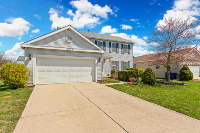 2678 Carifa Drive, Hilliard, OH 43026 (MLS #219013265) :: The Clark Group @ ERA Real Solutions Realty