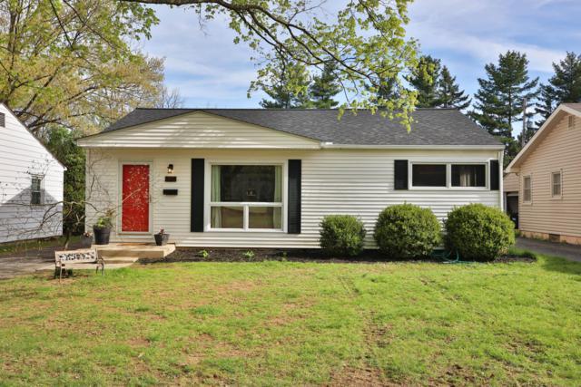 524 Park Overlook Drive, Worthington, OH 43085 (MLS #219013298) :: Berkshire Hathaway HomeServices Crager Tobin Real Estate