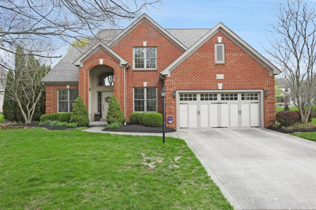 6575 Chanticleer Court, Westerville, OH 43082 (MLS #219013305) :: The Clark Group @ ERA Real Solutions Realty