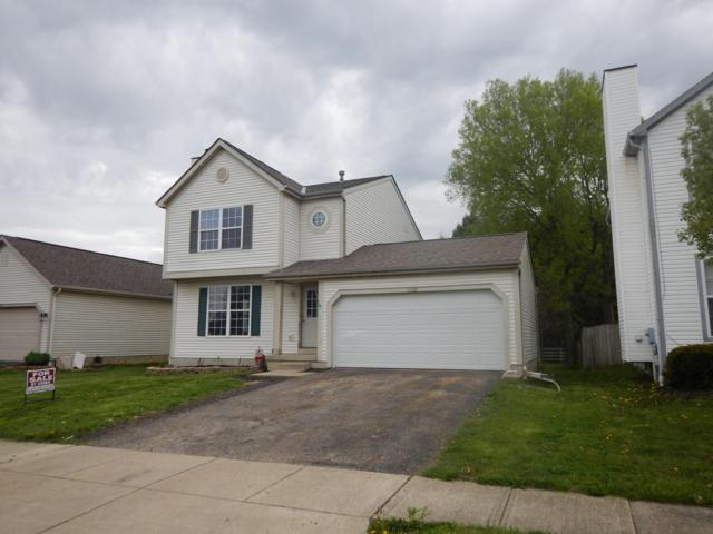 6468 Winchester Highlands Drive, Canal Winchester, OH 43110 (MLS #219013384) :: The Clark Group @ ERA Real Solutions Realty