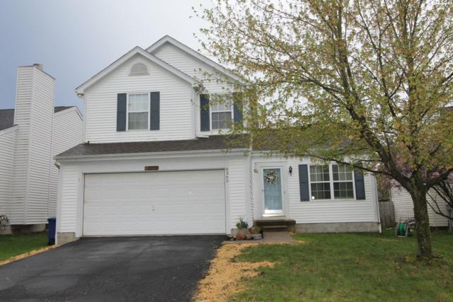 8365 Old Ivory Way, Blacklick, OH 43004 (MLS #219013387) :: Berkshire Hathaway HomeServices Crager Tobin Real Estate