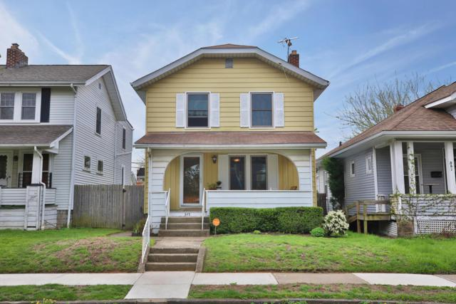 345 Sheldon Avenue, Columbus, OH 43207 (MLS #219013400) :: Susanne Casey & Associates