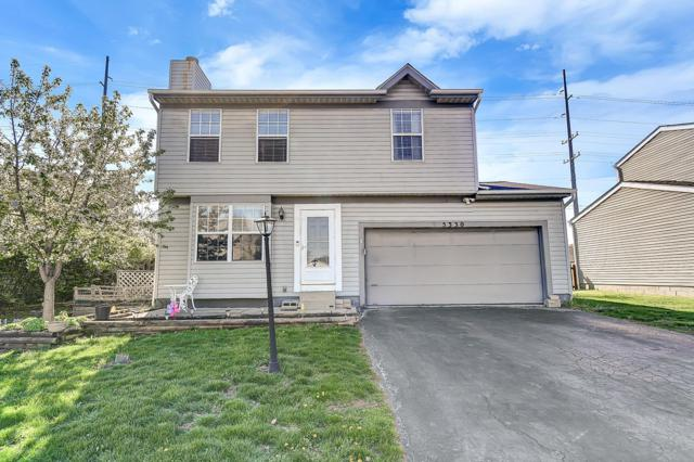5330 Granite Drive, Hilliard, OH 43026 (MLS #219013426) :: The Clark Group @ ERA Real Solutions Realty