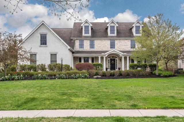 9876 Glasgow Court, Dublin, OH 43017 (MLS #219013440) :: The Clark Group @ ERA Real Solutions Realty