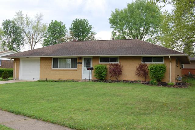 1587 Parkinson Drive, Reynoldsburg, OH 43068 (MLS #219013445) :: Huston Home Team